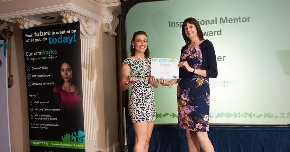 DurhamWorks Inspirational Mentor Award
