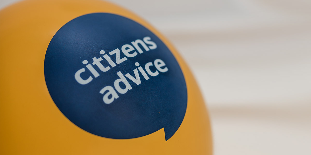 Support Citizens Advice County Durham