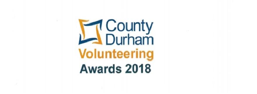 County Durham Volunteering Awards 2018
