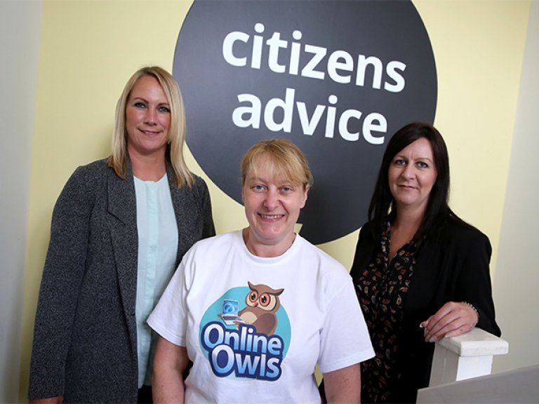 Karbon Homes and Citizens Advice County Durham Strengthen Partnership